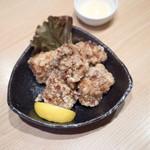 こんぴら丸 - 鶏の唐揚げ540円
