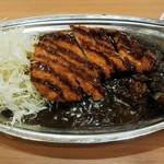 ゴーゴーカレー - 料理写真:チキンカツカレーM800円税込。