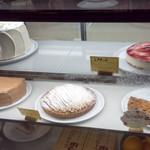 アリスカフェ - 本日のケーキ達