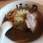 花丸 - 醤油ラーメン750円
