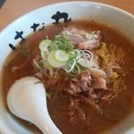 花丸 - 味噌ラーメン750円