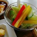 カフェテリア サンダンス - 高原野菜