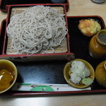 増田屋 - 料理写真:もりそば大盛り