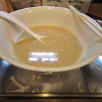 麺場 七人の侍 - まぁ、食べきれた♪♪♪