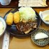 味亭 - 料理写真:ポークソテー&クリームコロッケランチ700円