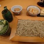 手打ち蕎麦 二村 - 料理写真: