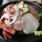 の一食堂 - 『カニ海鮮丼』1,900円