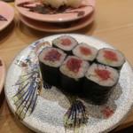 金沢まいもん寿司 - 鉄火巻き:390円