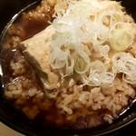 お多幸 - 豆腐茶飯