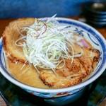 だしと麺 - ☆鶏と鯛の味玉そば 味玉なし 850円