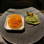 "New American Grill ""KANADE TERRACE"" -"