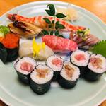 116102099 - 上握り寿司