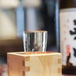 よねしろ茶屋 - ドリンク写真:掃愁帚(さけ)