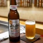京祇園ねぎ焼 粉 - ☆ノンアルコールビール!(^^)!☆
