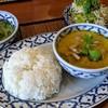 バンコク カフェ - 料理写真:グリーンカレー