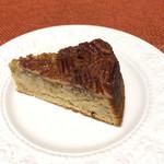 116111472 - ハニーピーカンナッツのケーキ