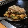 蓮花亭  - 料理写真:ミックスお好み焼き990円
