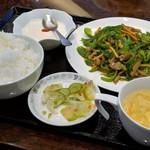 中華料理 萬珍館 - 選べるランチ
