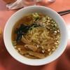 中国料理 寺岡飯店 - 料理写真:ラーメン 520円