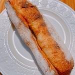 Le Petitmec HIBIYA - 山椒のバゲット  400円