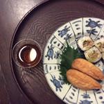 新大阪吉野寿司 - 竹鶴と