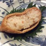 新大阪吉野寿司 - 具は細かいけど、ちゃんと主張❣️