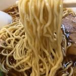 かまや食堂 - 細麺