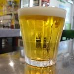 116122892 - ランチグラスビール