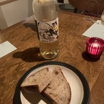 28&Vin - 料理写真:自家製ライ麦酵母のパン