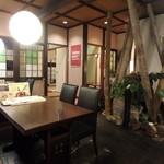 日本蕎麦 一成 - 店内