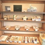 ラマルク - 焼き菓子の棚