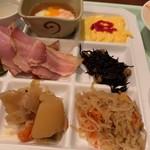 東京ベイ有明ワシントンホテル - 肉じゃががおいしい