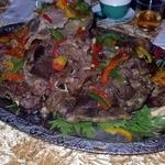 11613154 - 特別料理:仔羊の丸焼き!
