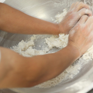 自家製冷麺