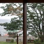 116130562 - 2F から眺める芦ノ湖