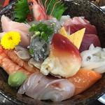 食事処かどや - 海鮮丼