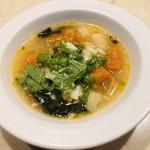 セントベーネ - 野菜のスープ