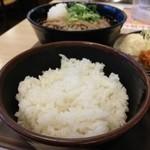 松乃家 - 定食部