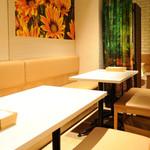oldway stew restaurant - テーブル