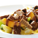 oldway stew restaurant - デザート盛り合わせ