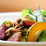 oldway stew restaurant - 野菜のブイヤベース風