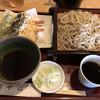 やぶそば - 料理写真:天せいろ(1250円)