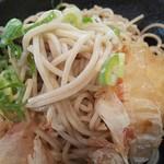 赤松パーキングエリア(上り線)モテナス - 手打ち蕎麦やぁー!