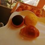 Nikkunikkuburanje - ショコラボール、クッキーボール、バターロール