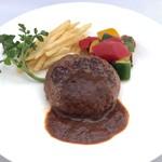 タワーレストラン昭和 - 帝国ホテルオリジナルハンバーグステーキ