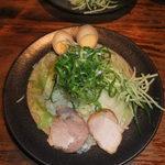 11615279 - つけ麺(大盛り)玉子トッピング