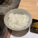 029吉祥寺食堂 - ご飯