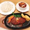 幌馬車 - 料理写真:ビーフシチュー&テンダーロインセット