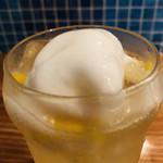 とぅくとぅく - レモンハイボール