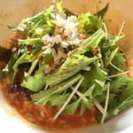 116152911 - 汁なし担々麺(850円)